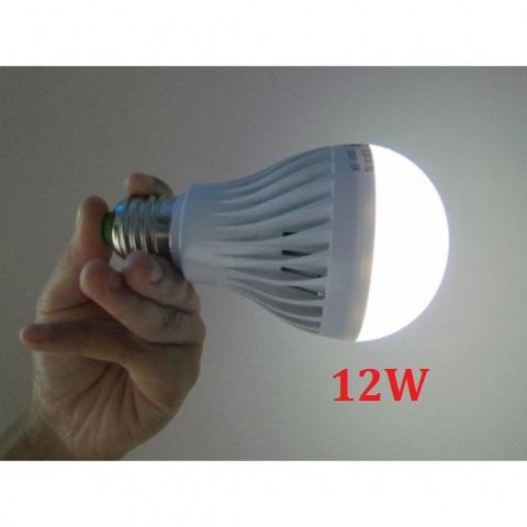 Đèn LED sạc tích điện 12W