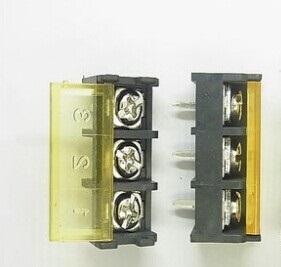 Jack HB9500 3P 9.5MM 300V / 25A(Có nắp bảo vệ)