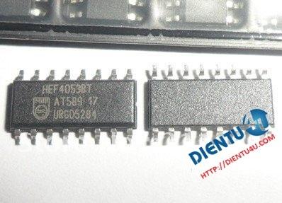 HEF4053BT SOP16