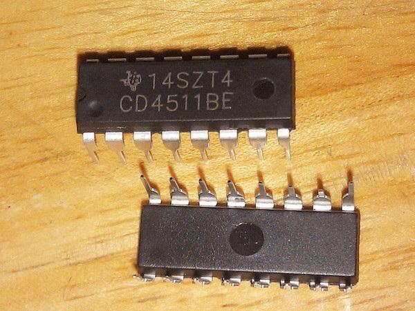 CD4511 DIP-16