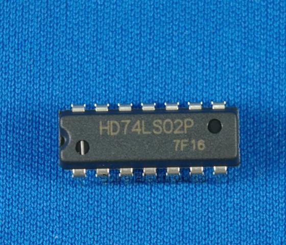 74HC02 DIP-14