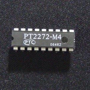 PT2272-M4 DIP18
