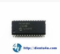 PIC16F883-I SSOP28