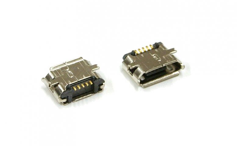Jack micro USB 5P SMD Cái