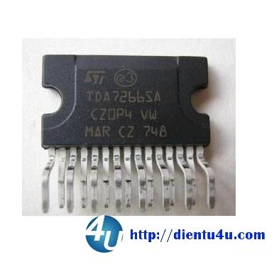 TDA7266SA