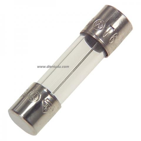 Cầu chì 2A - 5x20mm