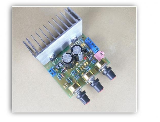 Mạch khuếch đại âm thanh HI-FI 2.0  TDA2030