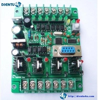 PLC Board FX1N-10MT-S