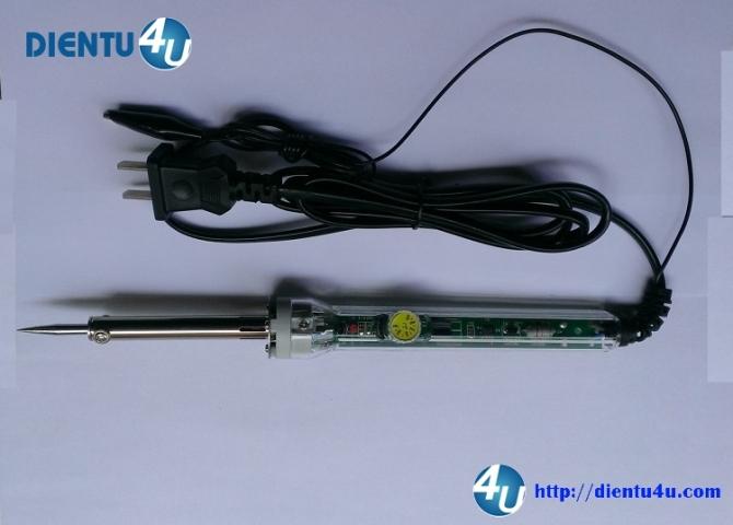 Mỏ hàn điều chỉnh nhiệt độ HB-518 60W