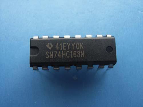 74HC163 DIP-16