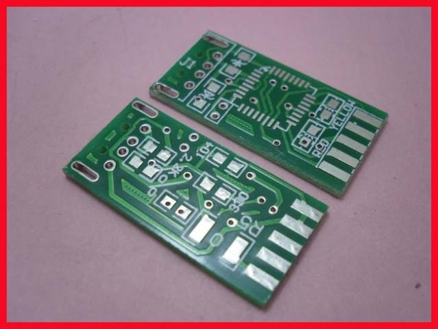 PCB USB ASP AVR
