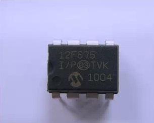 PIC12F675-I/P DIP-8