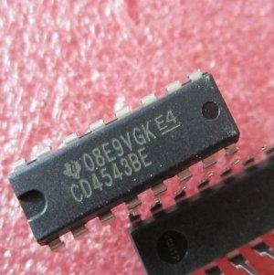 CD4543 DIP-16