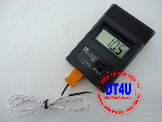 Đồng hồ đo nhiệt độ TM902C