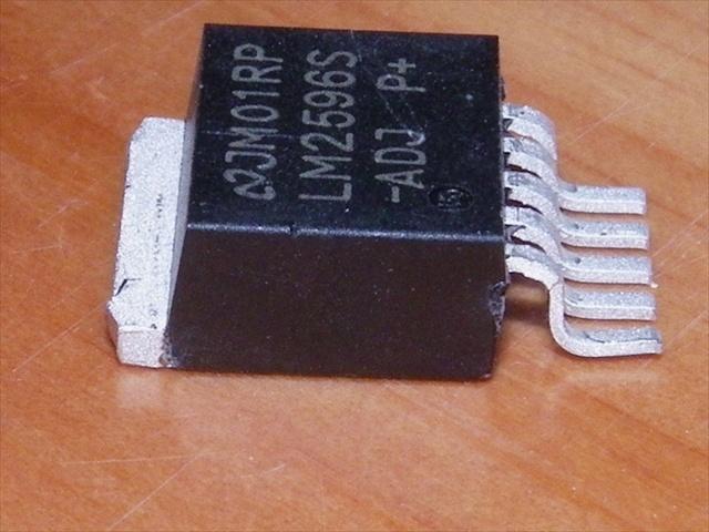 LM2596S-ADJ TO-263-5