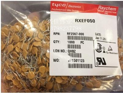 Cầu chì tự phục hồi RXEF050 72V 0.5A