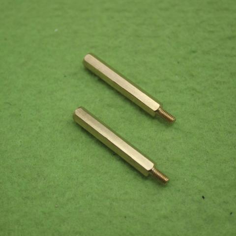 Cọc đồng M3 30MM (30+6)