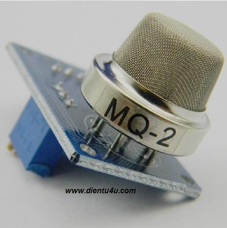 Module cảm biến khí MQ-2