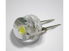 LED lùn siêu sáng 8mm