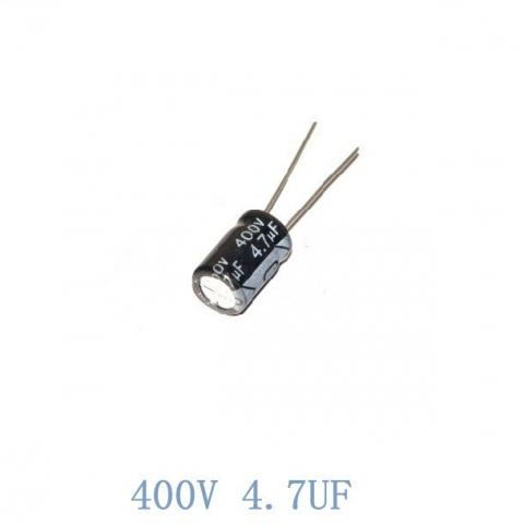 Tụ 4.7uF 400V