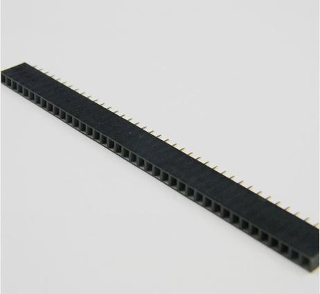 Pin header cái 2.54mm 40 chân