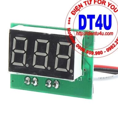 Ampe kế C20D DC0 -1000mA