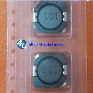 Cuộn cảm 100UH SMD CD74