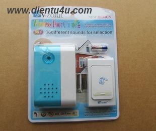 Chuông cửa không dây loại dùng pin - CKD_02