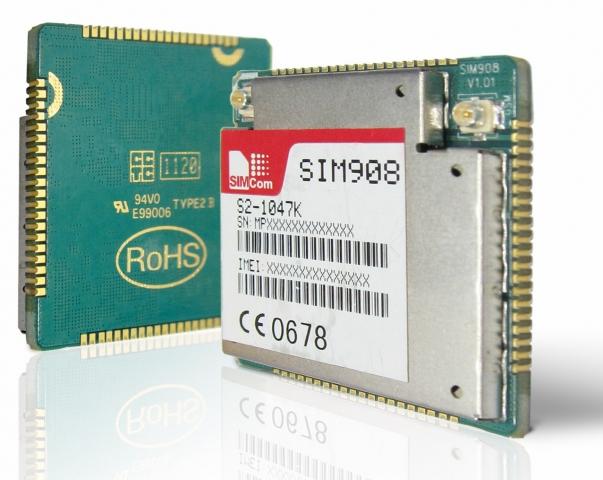 Module SIM908