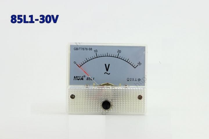 Vôn kế AC 85L1 30V