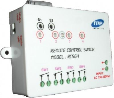 Hộp điều khiển từ xa 4 thiết bị RC5G4, remote sóng 315Mhz