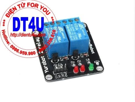 Module điều khiển 2 Relay 5V