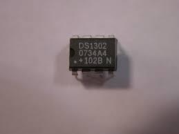 DS1302 DIP8, Chân cắm
