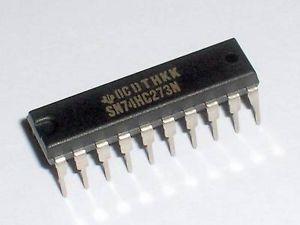 74HC273 DIP-20