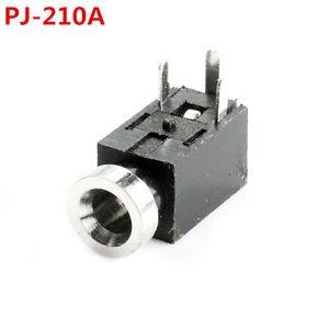 Jack DC PJ-210A φ5.0MM