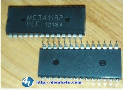 MC34118P DIP28
