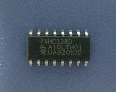 74HC138D NXP