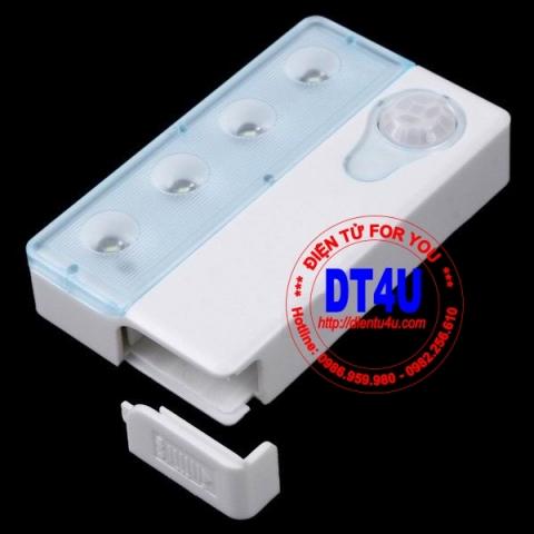 Đèn LED cảm ứng chuyển động 4 LED