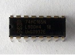 74HC165 DIP-16