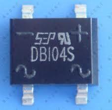 DB104S SOP4 1A 400V