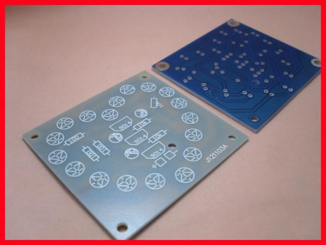 PCB LED trái tim
