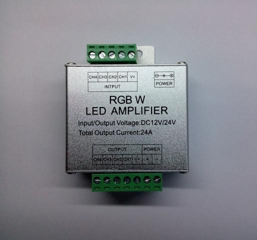 Điều khiển khuếch đại RGB LED 24A