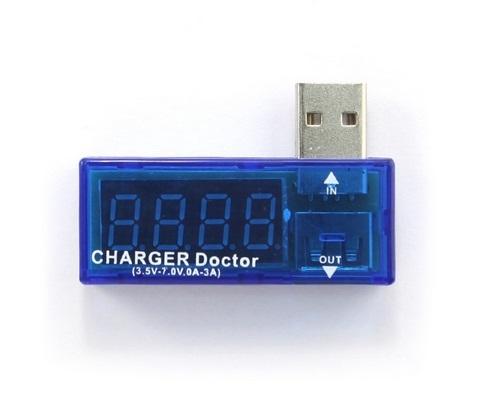 USB đo điện áp và dòng sạc (Charger Doctor)