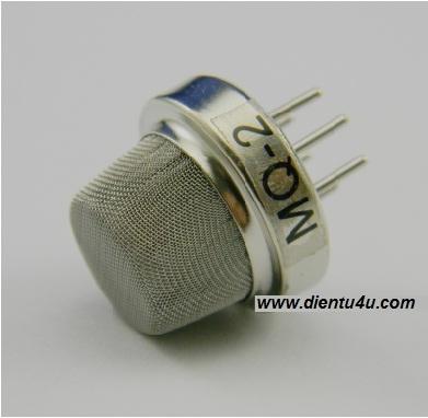 Cảm biến khí GAS - MQ2