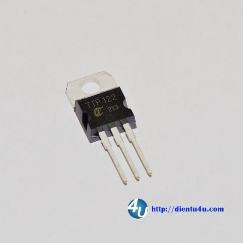 TIP122 5A 100V TO-220