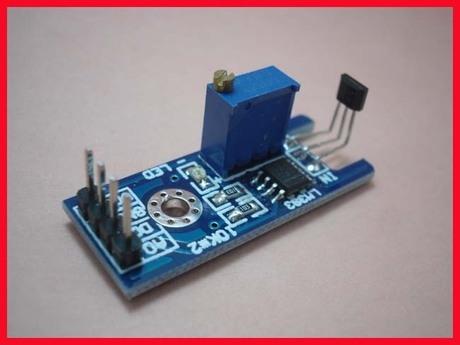 Module cảm biến từ tính 44E