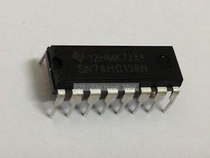 74HC138 DIP-16