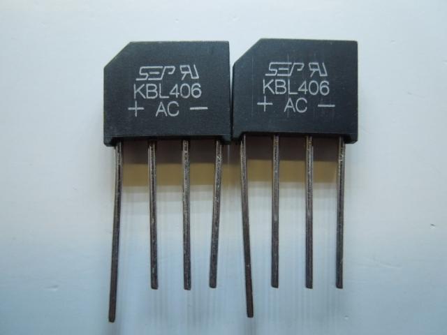 KBL406 4A 600V