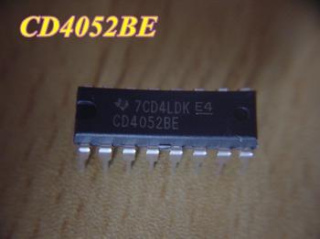 CD4052 DIP