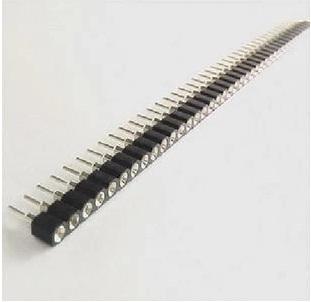 Pin header cái tròn 2.54mm 40 chân